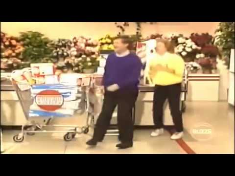 Sorry, David, but you never know what can happen on Supermarket Sweep!