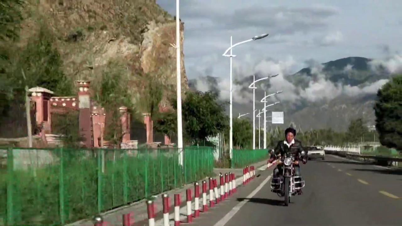 【作者影像誌】  2012年車行川藏南線-拉薩至林芝