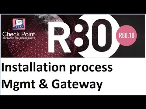 Checkpoint R80 Packet Flow