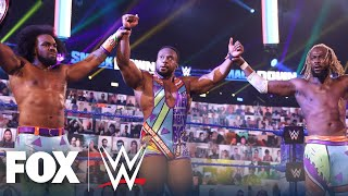 Big E on New Day split, facing Seth Rollins & Rey Mysterio, more | RYAN SATIN 1-ON-1 | WWE ON FOX