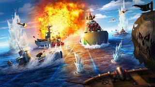 Прохождение Игры. Морской Бой Продвинутый. #19. Онлайн Игра. Подборка. Игры Онлайн.