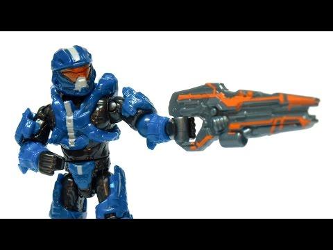 Halo Mega Bloks - Halo Heroes: Spartan Thorne Review