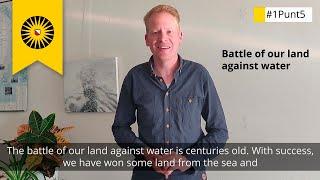 Peter Kuipers Munneke explains the threat of rising sea levels #1punt5