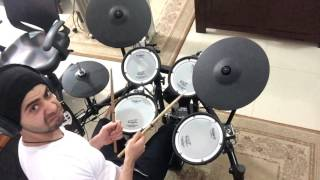 Transatlantic - The Whirlwind\The Wind Blew Them All Away (Drum Cover)
