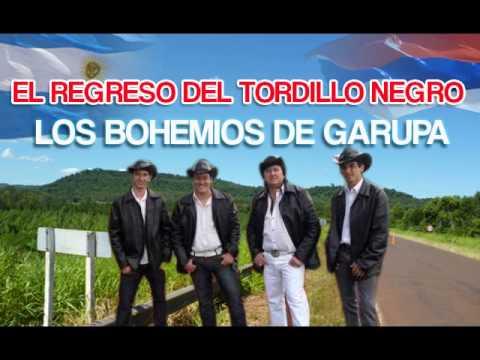 Los Bohemios de Garupa - El Regreso del Tordillo Negro ♫♫♫