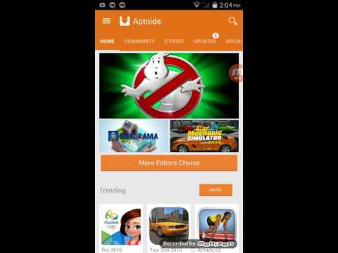 How To Download Game Killer | Using Aptoide | Apk
