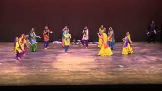 Desi Dhamaka 2013 - UW Giddha