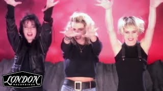 Bananarama Venus OFFICIAL MUSIC VIDEO