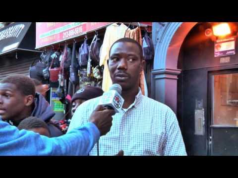 Cote d'Ivoire 1 Senegal 1 ambiance a New York