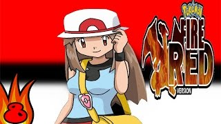 POKEMON ROUGE FEU #8 : DRACAUFEU + 4EME BADGE