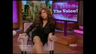 Wendy Williams: Hot Topics - Christina Aguilera & The Voice Finale