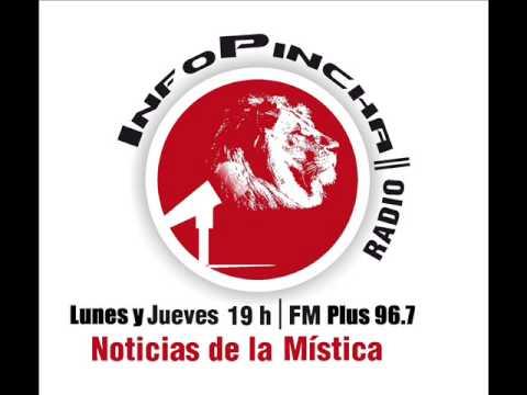 Entrevista a Mauricio Pellegrino - InfoPincha Radio 2014