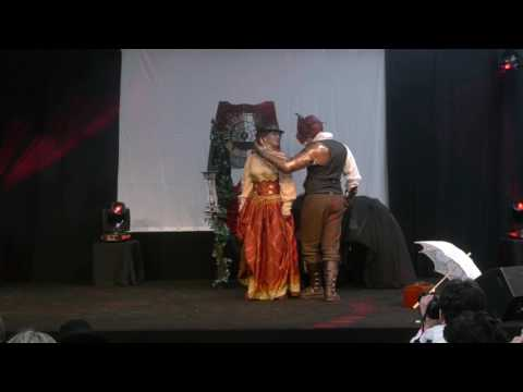 related image - Avignon Geek Expo 2017 - Concours Cosplay - 02 - Steampunk
