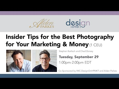 Insider Tips for the Best Photography for Your Marketing & Money