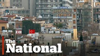 Видео Cyprus remains divided decades after split от The National, Кипр