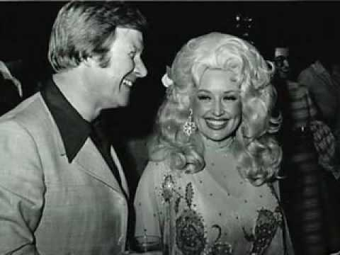 DOLLY PARTON - At the dark end of the street with PORTER Wagoner