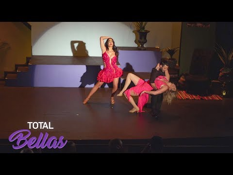 Nikki Bella and her mother perform a dance routine: Total Bellas, Feb. 10, 2019