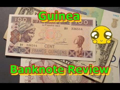 Guinea Banknote Review