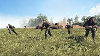 [LIVE] Assaulting WWII Frontlines - Battle for Europe   Men of War: Assault Squad 2 Gameplay