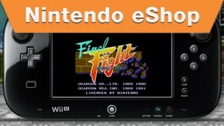 Nintendo eShop - Final Fight on the Wii U Virtual Console