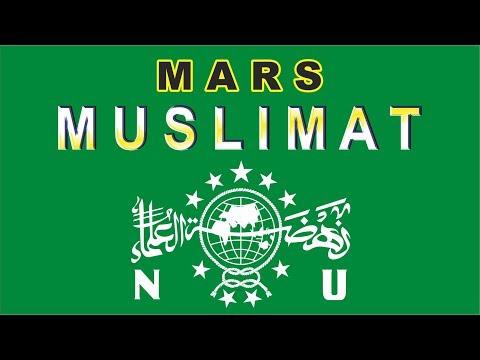 MARS MUSLIMAT NU (LIRIK)