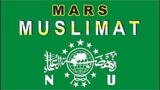 MARS MUSLIMAT NU LIRIK