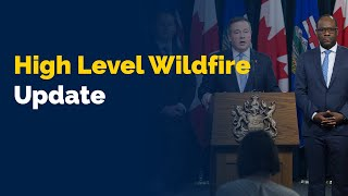 High Level Wildfire Update