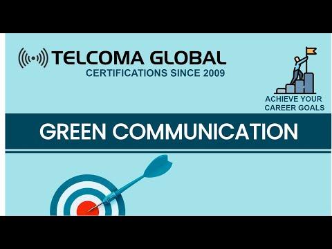 Green Communications - Wireless Telecommunication Networks