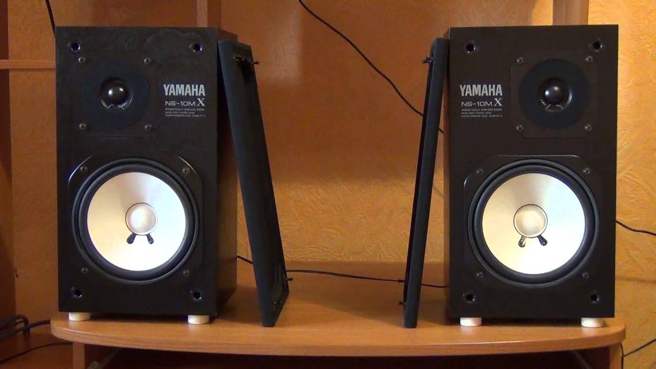 YAMAHA NS-10MX - YouTube Yamaha Ns