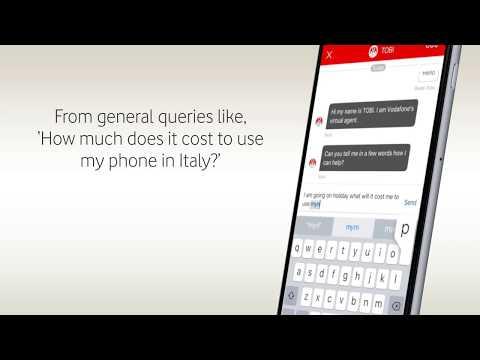 Meet TOBi – Vodafone's new customer service chatbot
