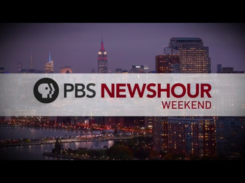 PBS NewsHour Weekend full episode October 21, 2017