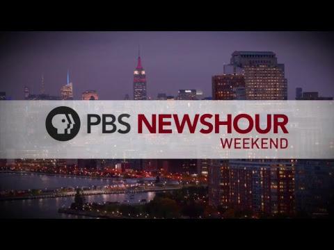 PBS NewsHour Weekend full episode October 21, 2017