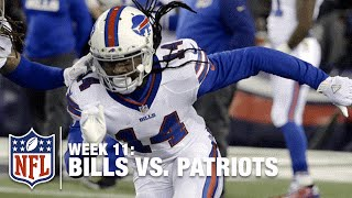 Sammy Watkins Just Needs One Hand to Impress! | Bills vs. Patriots | NFL