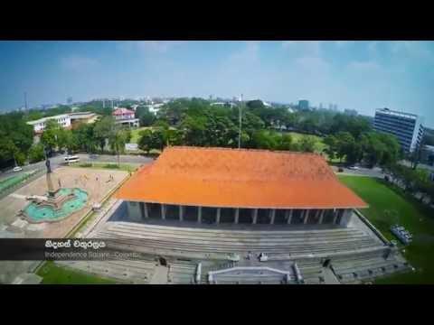 Independence Square Colombo Sri Lanka
