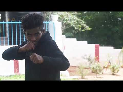 Indian martial arts fight (fight clip)
