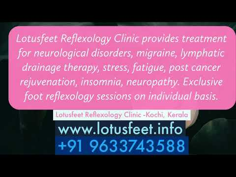Lymphaticdrainage Reflexology