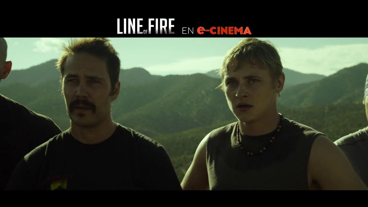 LINE OF FIRE - Bande annonce e-cinéma VF
