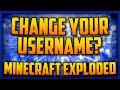 Change Your Minecraft Username! New Kitpvp Server!
