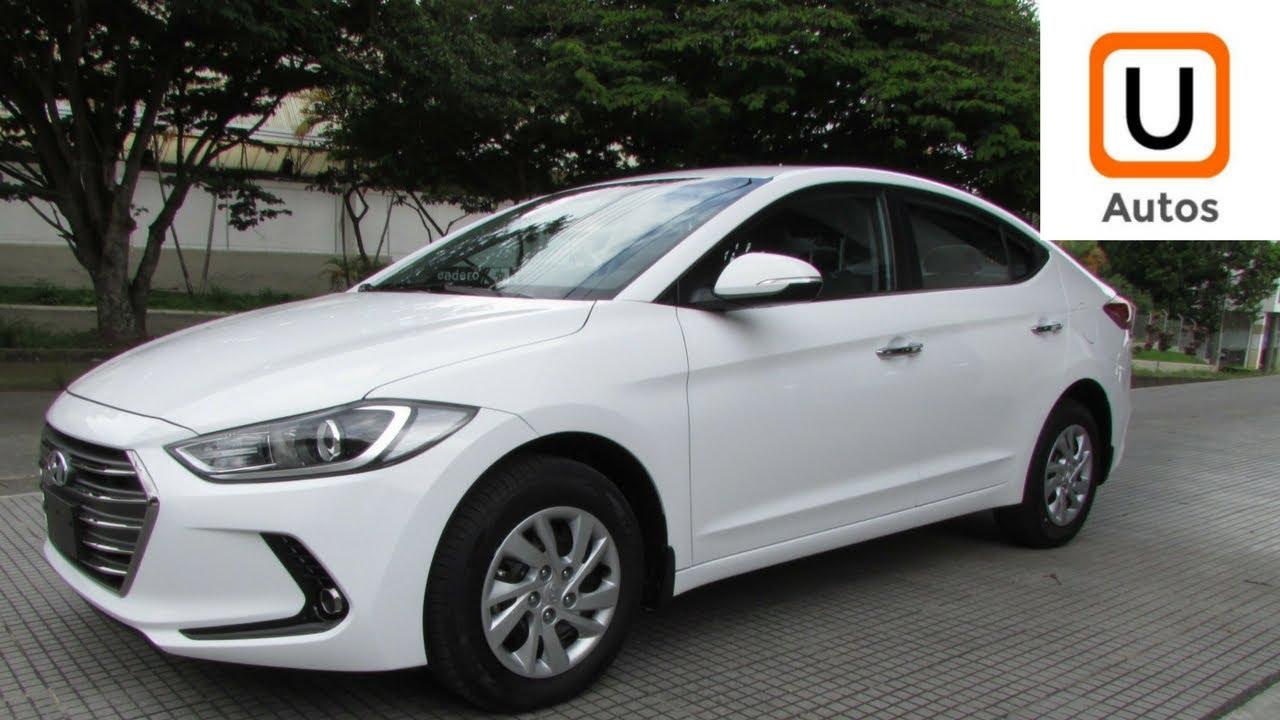 Hyundai Elantra Premium 2018 Unboxing Netuautos Youtube
