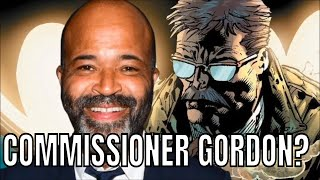 The Batman Cast Jeffrey Wright as Commissioner Gordon and Jonah Hill in Talks To Play Villian