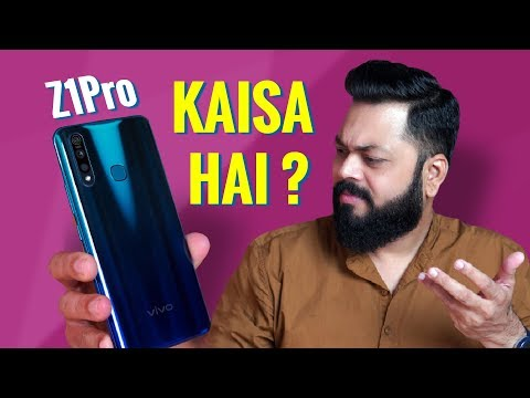 vivo Z1Pro Full Review After 15 Days Usage! Big Pros & Cons
