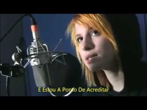 The Only Exception-Paramore-Legendado Em Português