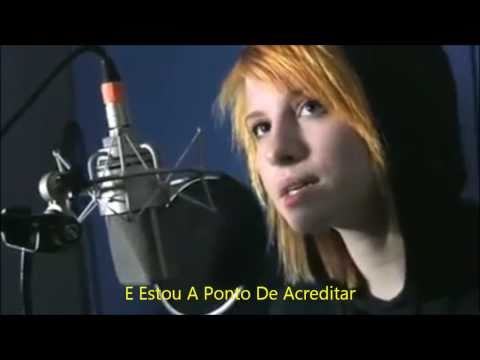 The Only Exception-Paramore-Legendado Em Português