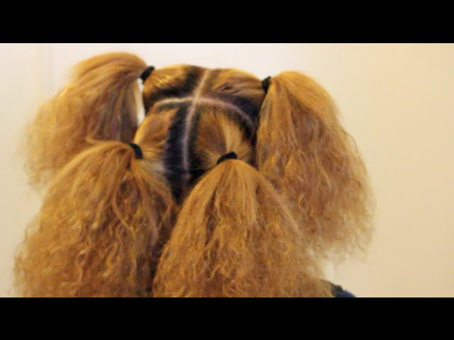 The Best Ever Vixen Weave Installation With Sassy Mitchell Hair