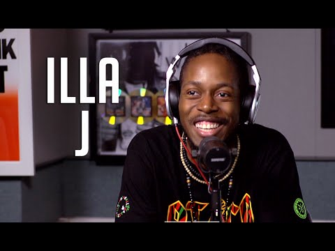 Illa J Discusses New Album and the Downside of Being J Dilla's Brother on Real Late