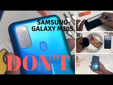 Samsung Galaxy M30s-Durability Test- Drop Test,Bend Test,Screen Test,Scratch Test,Water&Flame Test