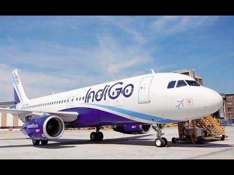 Bangalore To Jaipur Fight | Indigo Airlines | Boeing 737
