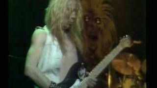 Iron Maiden - Transylvania & Phantom Of The Opera (Subtitulos Español) Live At The Rainbow