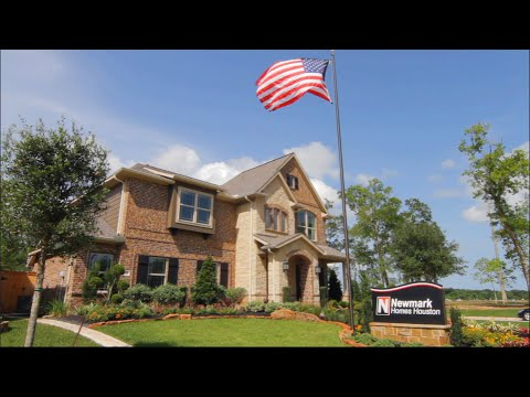 Newmark Homes Model In Sawmill Lake At Sienna Plantation 9827 Cameron Way