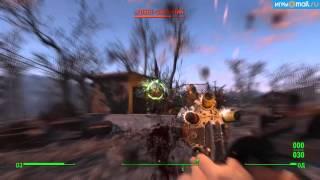 Как получить Гамма-пушку - уникальное оружие в Fallout 4